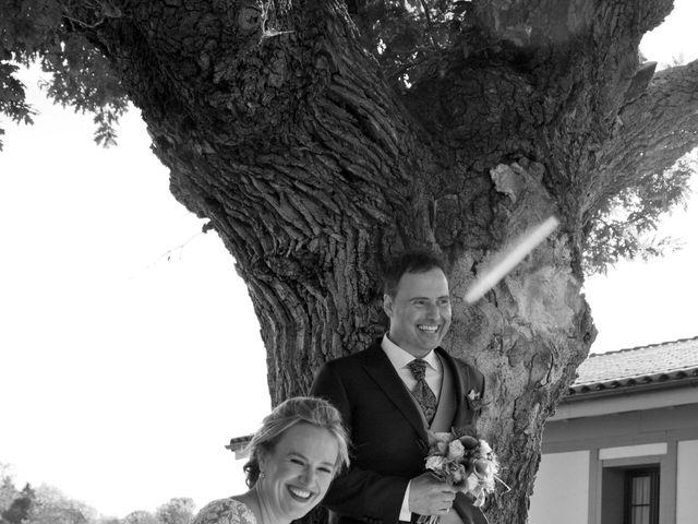 La boda de Sergio y Leire en Pueblo Zizurkil, Guipúzcoa 17