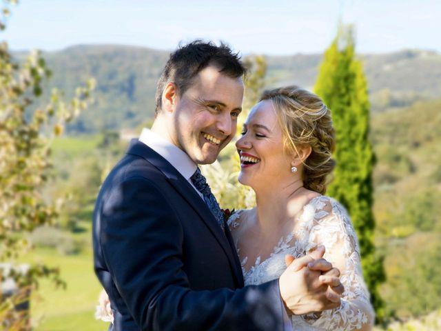 La boda de Leire y Sergio