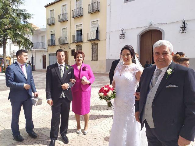 La boda de Benjamin y Yolanda en Campillo De Arenas, Jaén 7