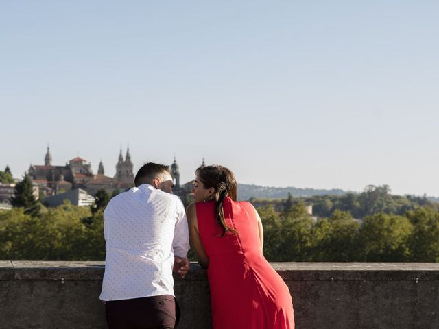 La boda de Gabriel y Noemí en Santiago De Compostela, A Coruña 67