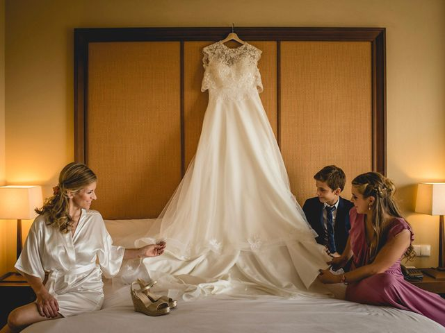 La boda de Álvaro y Helen en Sitges, Barcelona 2