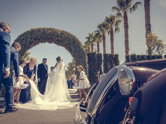 La boda de Manuel y Ana en Mancha Real, Jaén 1