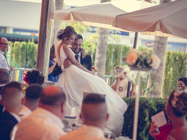 La boda de Manuel y Ana en Mancha Real, Jaén 2