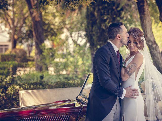 La boda de Manuel y Ana en Mancha Real, Jaén 14