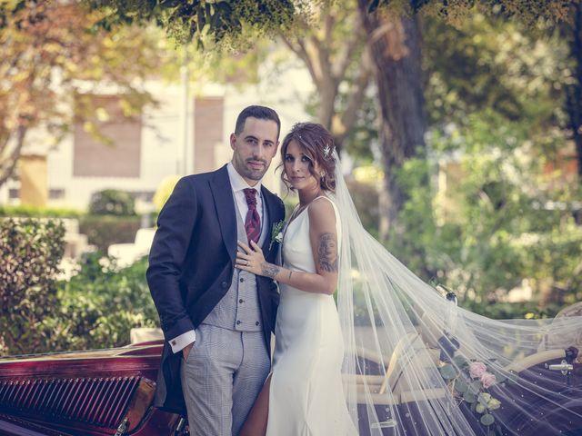 La boda de Manuel y Ana en Mancha Real, Jaén 15