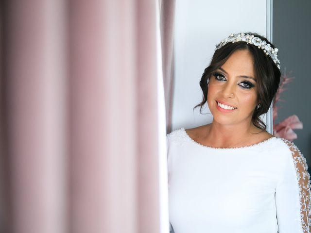La boda de Rocío y Carlos en La Zarza, Huelva 2