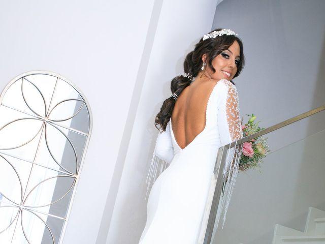 La boda de Rocío y Carlos en La Zarza, Huelva 4