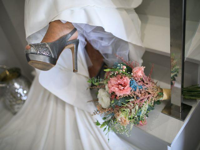 La boda de Rocío y Carlos en La Zarza, Huelva 7