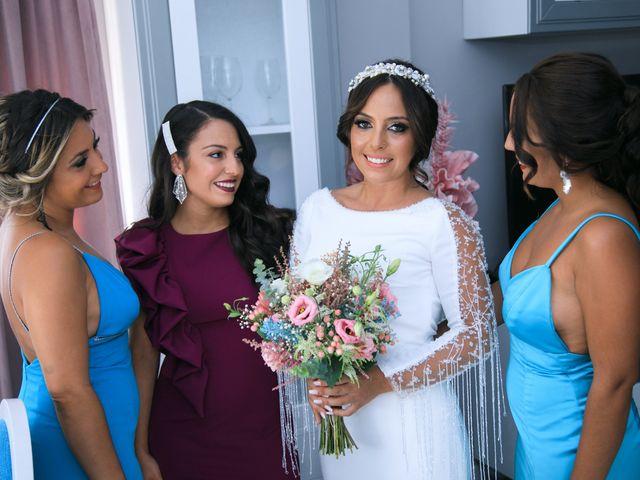 La boda de Rocío y Carlos en La Zarza, Huelva 8