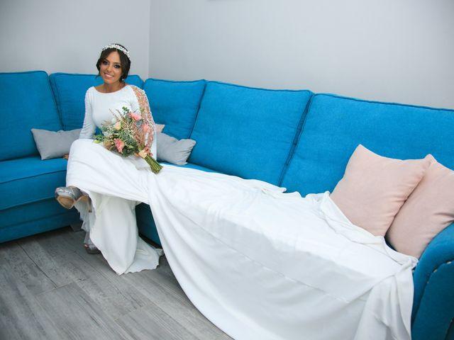 La boda de Rocío y Carlos en La Zarza, Huelva 9