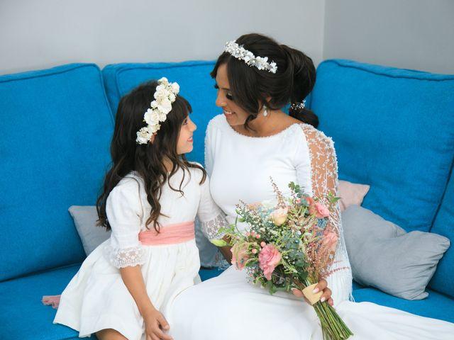 La boda de Rocío y Carlos en La Zarza, Huelva 11