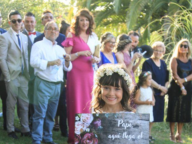 La boda de Rocío y Carlos en La Zarza, Huelva 13