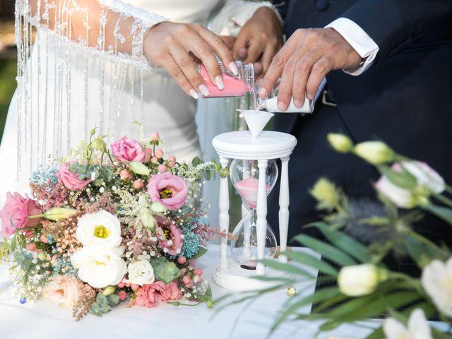 La boda de Rocío y Carlos en La Zarza, Huelva 14