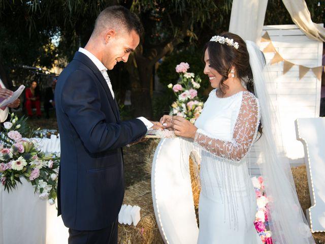 La boda de Rocío y Carlos en La Zarza, Huelva 15