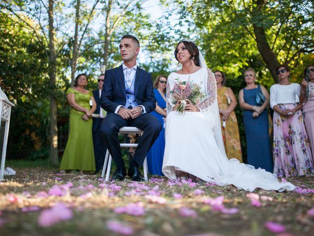 La boda de Rocío y Carlos en La Zarza, Huelva 16
