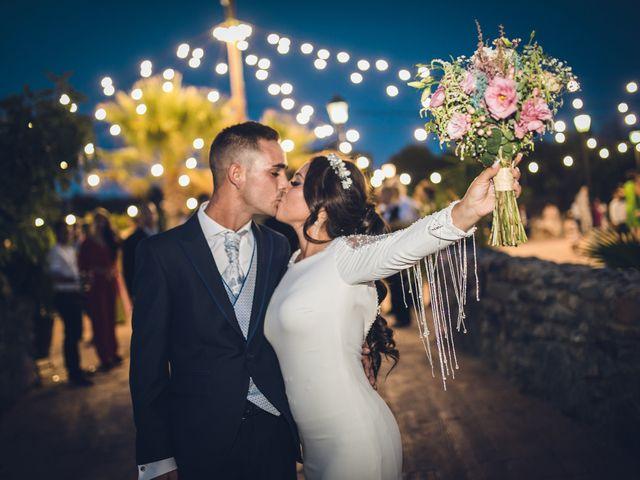 La boda de Rocío y Carlos en La Zarza, Huelva 25