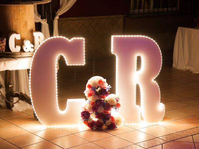 La boda de Rocío y Carlos en La Zarza, Huelva 26