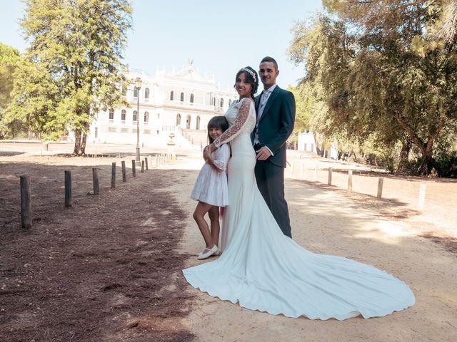 La boda de Rocío y Carlos en La Zarza, Huelva 30