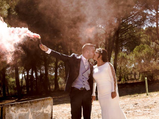 La boda de Rocío y Carlos en La Zarza, Huelva 33