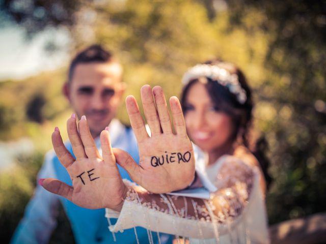 La boda de Rocío y Carlos en La Zarza, Huelva 1