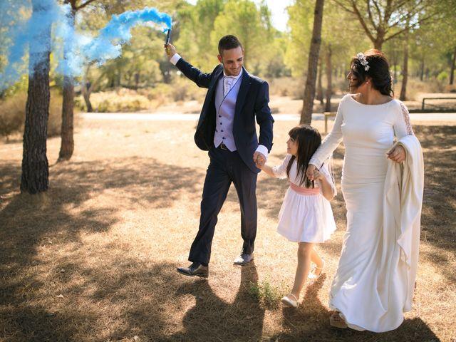La boda de Rocío y Carlos en La Zarza, Huelva 40