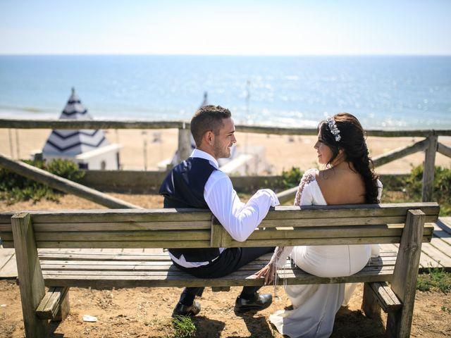 La boda de Rocío y Carlos en La Zarza, Huelva 41
