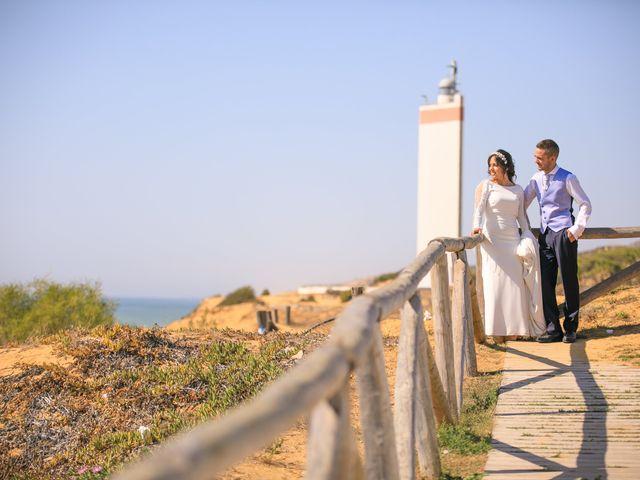 La boda de Rocío y Carlos en La Zarza, Huelva 43