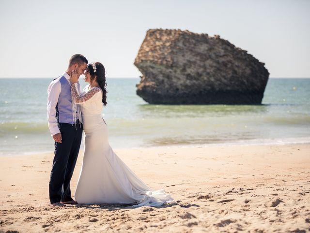 La boda de Rocío y Carlos en La Zarza, Huelva 44