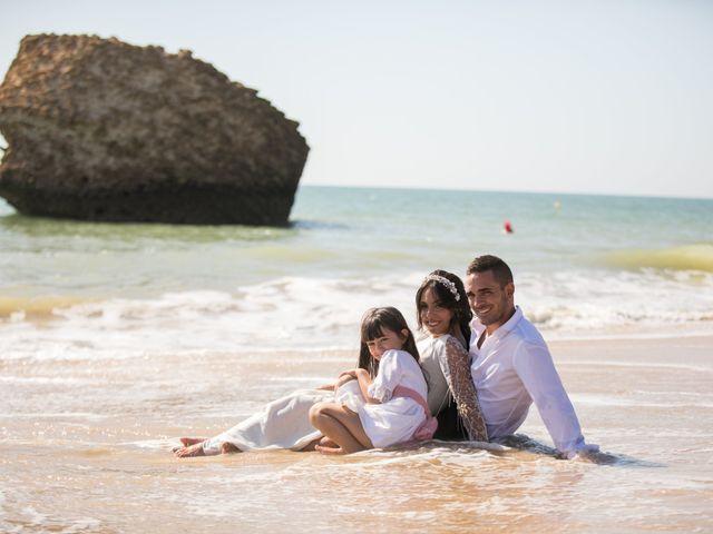 La boda de Rocío y Carlos en La Zarza, Huelva 51