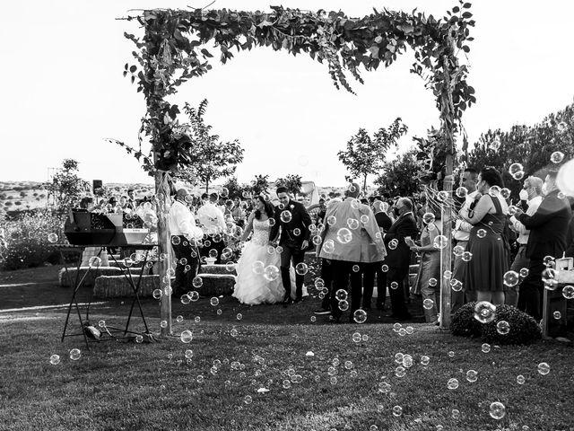 La boda de José R. y Nerea en San Agustin De Guadalix, Madrid 6