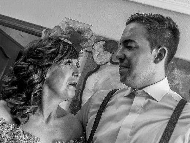 La boda de José R. y Nerea en San Agustin De Guadalix, Madrid 10