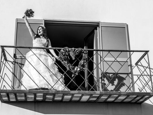 La boda de José R. y Nerea en San Agustin De Guadalix, Madrid 17