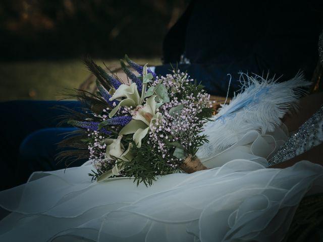 La boda de José R. y Nerea en San Agustin De Guadalix, Madrid 19