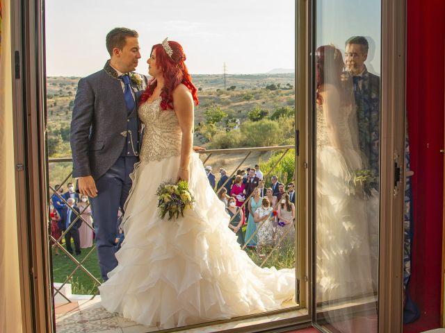 La boda de José R. y Nerea en San Agustin De Guadalix, Madrid 21