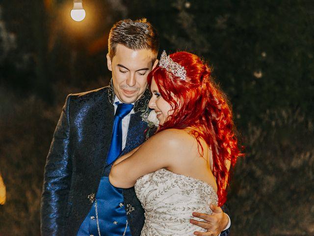La boda de José R. y Nerea en San Agustin De Guadalix, Madrid 27