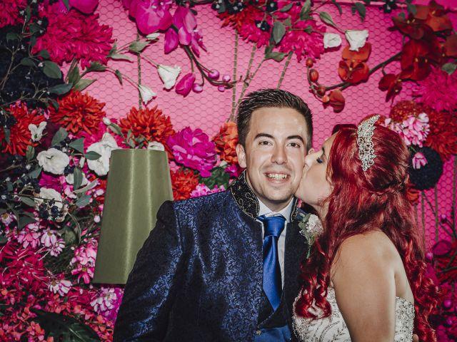 La boda de José R. y Nerea en San Agustin De Guadalix, Madrid 30
