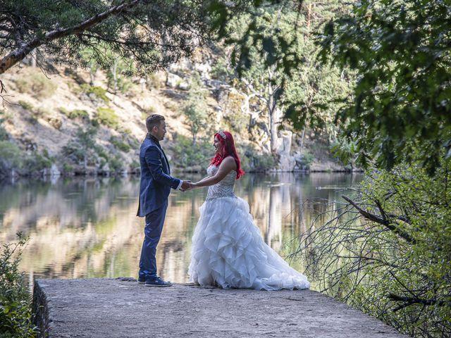 La boda de José R. y Nerea en San Agustin De Guadalix, Madrid 32