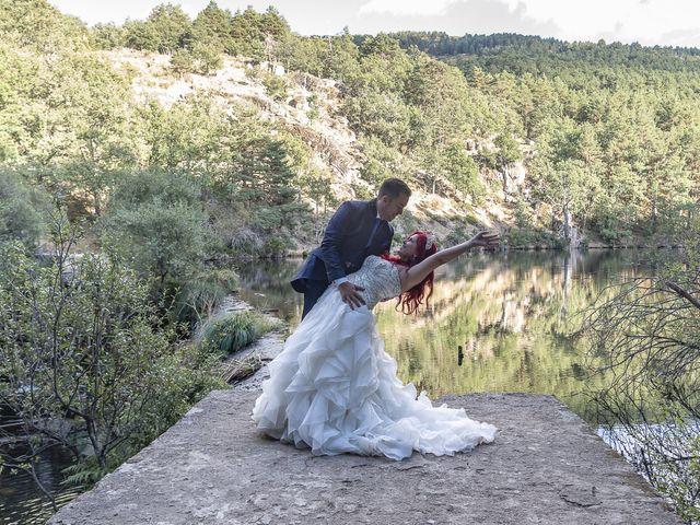 La boda de José R. y Nerea en San Agustin De Guadalix, Madrid 34
