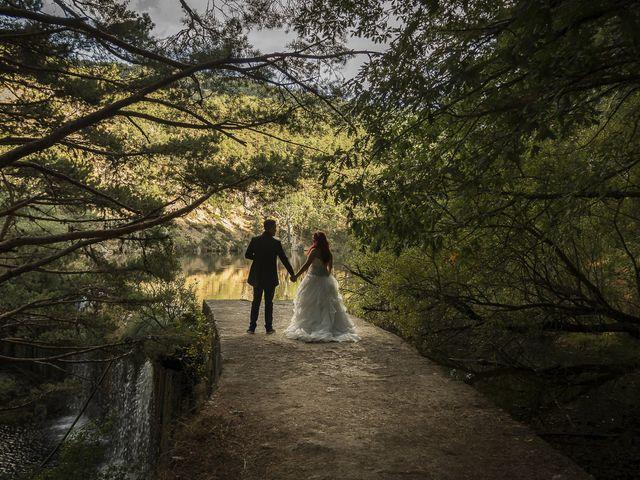 La boda de José R. y Nerea en San Agustin De Guadalix, Madrid 35