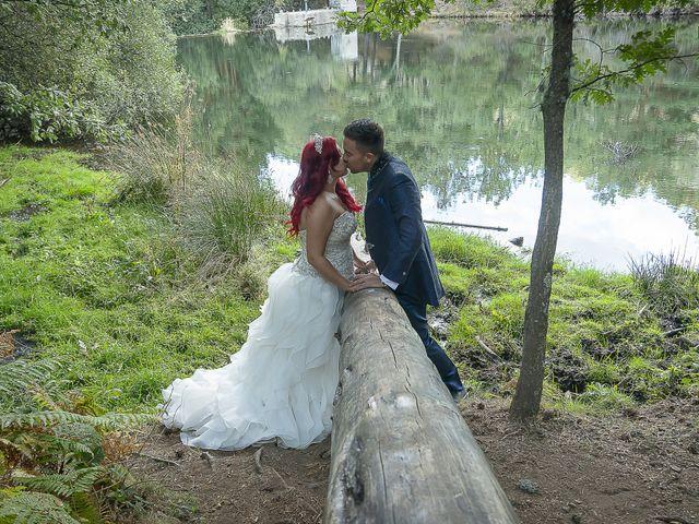 La boda de José R. y Nerea en San Agustin De Guadalix, Madrid 36