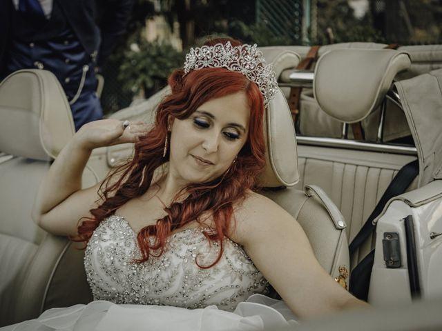 La boda de José R. y Nerea en San Agustin De Guadalix, Madrid 41