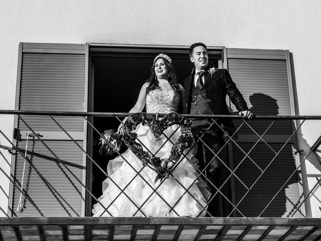 La boda de José R. y Nerea en San Agustin De Guadalix, Madrid 44