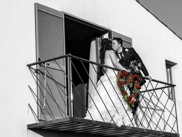 La boda de José R. y Nerea en San Agustin De Guadalix, Madrid 45