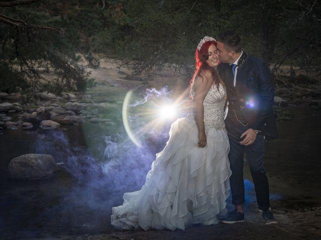 La boda de José R. y Nerea en San Agustin De Guadalix, Madrid 46