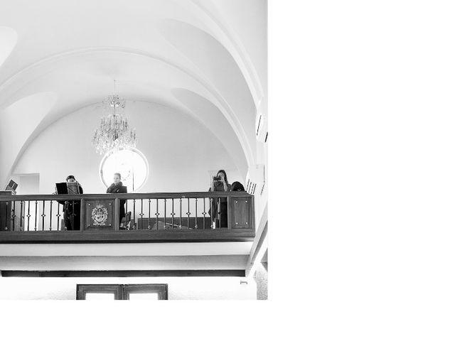 La boda de José O. y María en San Lorenzo De El Escorial, Madrid 6
