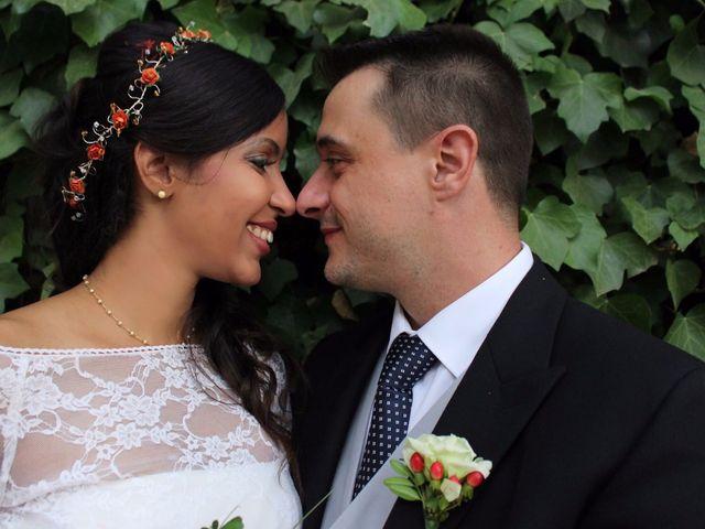 La boda de Jorge y Monica