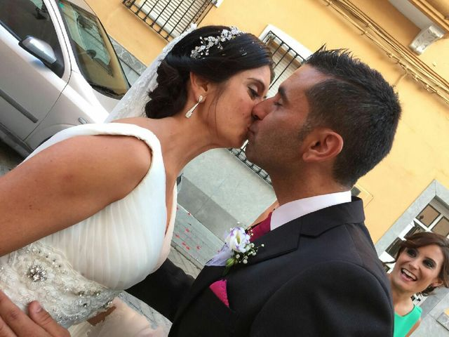 La boda de Andrea y Maikel