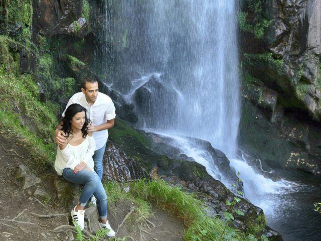La boda de Roberto y Sandra en San Clodio, Orense 2