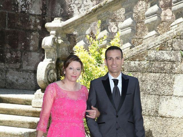 La boda de Roberto y Sandra en San Clodio, Orense 10