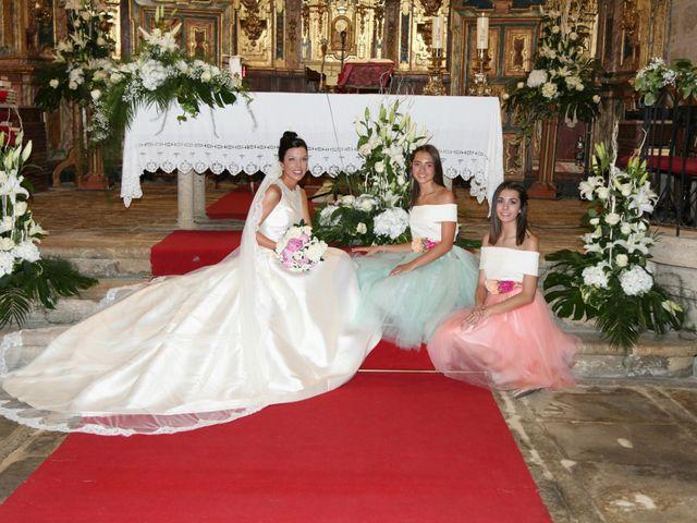 La boda de Roberto y Sandra en San Clodio, Orense 13